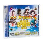 Sony - CD So Fresh: Hits Of Spring 2016