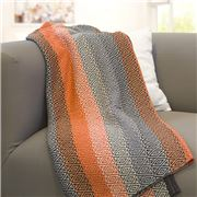 Otto & Spike - Mizzle Square Throw Cinnamon