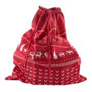 Raine & Humble - Christmas Jumper Santa Sack