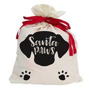 AT - Santa Paws Pet Santa Sack