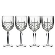 Waterford - Marquis Brady Goblet Set 4pce