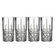 Waterford - Marquis Brady Highball Tumbler Set 4pce