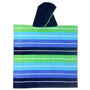 Wonga Road - Curly Kids Beach Poncho 75x150cm