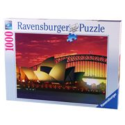 Ravensburger - Opera House Harbour Jigsaw Puzzle 1000pce