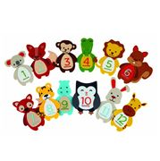 Pearhead - First Year Belly Sticker Set 12pce