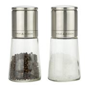 Cole & Mason - Clifton Glass Salt & Pepper Mill Set