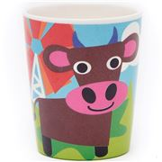 French Bull - Farm Series Juice Cup Cow