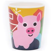 French Bull - Farm Series Juice Cup Pig