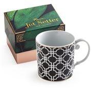 Rosanna - Jet Setter Geometric Mug