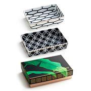 Rosanna - Jet Setter Geometric Nesting Tray Set 2pce