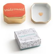 Rosanna - Love Is In The Air Bridesmaid Trinket Box