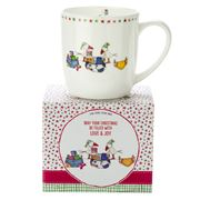 Ashdene - Twigseeds Christmas Love & Joy Mug