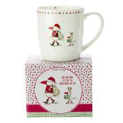 Ashdene - Twigseeds Christmas Ho, Ho Mug