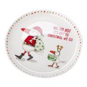 Ashdene - Twigseeds Christmas Ho, Ho Nibble Plate