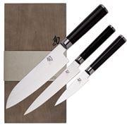 Shun - Classic Knife Set C 3pce