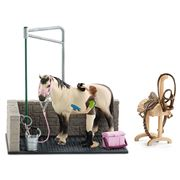 Schleich - Horse Wash Area Playset