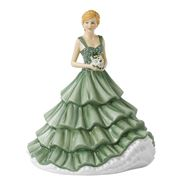 Royal Doulton - Sentiments Cherished Moments Figurine