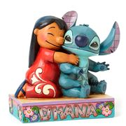 Disney - Lilo & Stitch Ohana Means Family Figurine