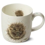 Royal Worcester - Wrendale Designs Awakening Hedgehog Mug