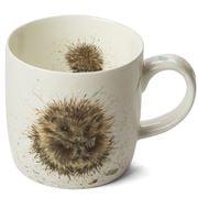 Royal Worcester - Wrendale Designs Awakening Hedgehog Mug