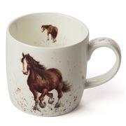 Royal Worcester - Wrendale Designs GiGi Horse Mug