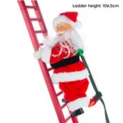 Mr Christmas - Super Climbing Santa