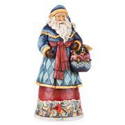 Jim Shore - Santa with Basket