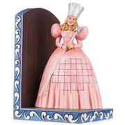 Jim Shore - Glinda The Good Witch Bookend