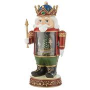 Roman Christmas -Traditional Nutcracker Santa Claus Figurine