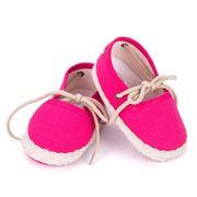 Mon Petit Chausson - Dictine Fuchsia Shoes 6-12 Months