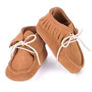 Mon Petit Chausson - Dolmen Camel Shoes 6-12 Months