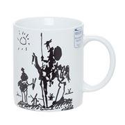 Konitz - Don Quixote Pablo Picasso Mug