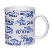 Konitz - Greek Fish Mug