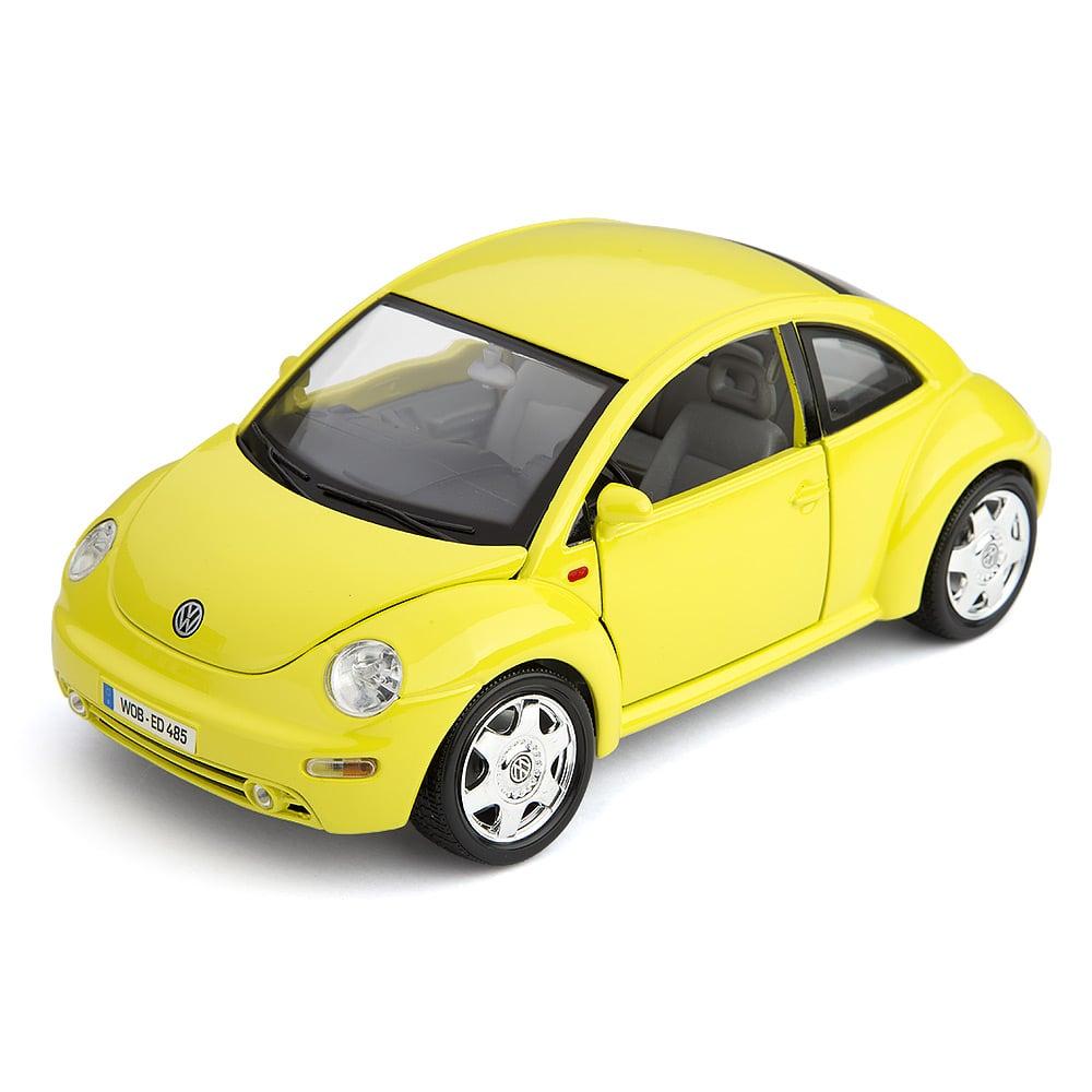 bburago volkswagen new beetle 1998 peter 39 s of kensington. Black Bedroom Furniture Sets. Home Design Ideas