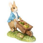 Beatrix Potter - Peter Pushing Wheelbarrow