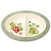 Wedgwood - Sarah's Garden Green Divided Dish