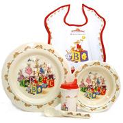 Royal Doulton - Bunnykins Nursery Melamine Mealtime Set 5pce