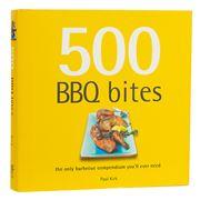 Book - 500 BBQ Bites