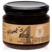 Hank's - Onion Marmalade for the Barbecue 370g