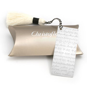 Christofle - Peace Bookmark