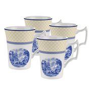 Spode - Giallo Mug Set 4pce