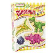 Master Kidz - Wooden Mini Puzzles Dinosaurs
