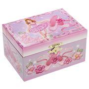 Sedlif - Ballerina Pirouette Music Jewellery Box