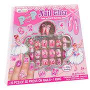 Hot Focus - Ballerina Beauties Pop Nail Glitz Set