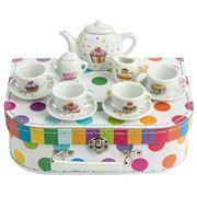 Champion - Cupcake Tea Set