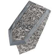 Swish Collection - Silver Christmas Table Runner