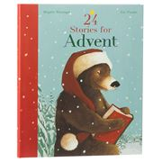 Book - 24 Stories for Advent
