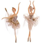 Katherine's Collection - Celestial Ballerina Ornament
