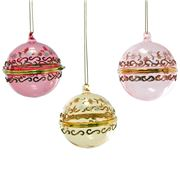Katherine's Collection - Glass Box Ornament