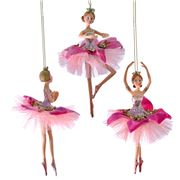 Katherine's Collection - Ballerina Ornament